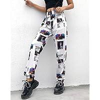 UR MAX BEAUTY Mujeres Pintando Pantalones De Hip