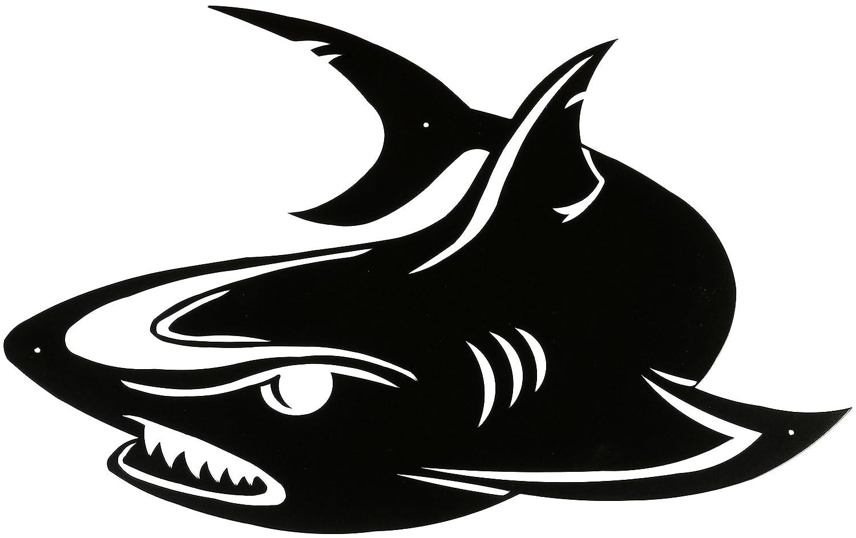Decoración de pared imán de la pared tipo tiburón (shark s ...