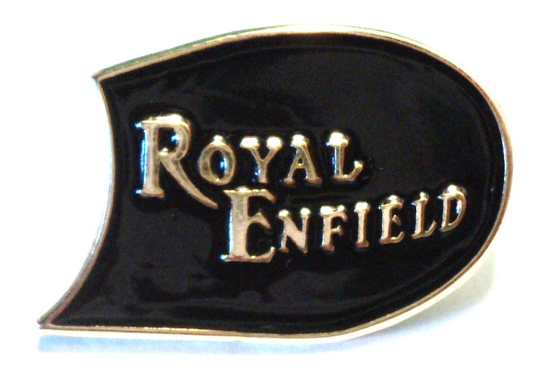 Royal Enfield Classic 1960/de Forme de moto /à bascule en m/étal Badge en /émail