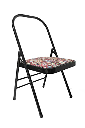 Aozora sin espalda silla de Yoga Prop - Herramienta de ...
