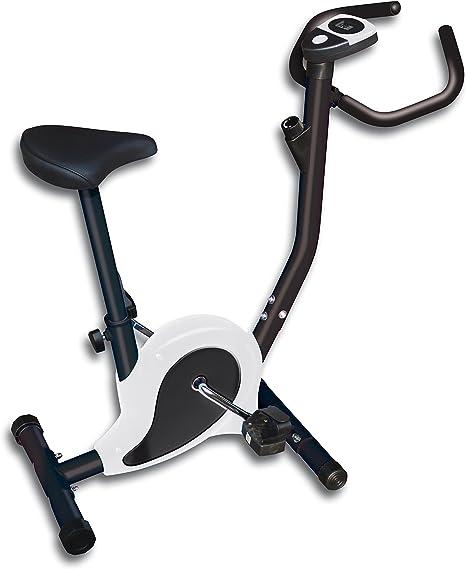 Rovera Virgola - Bicicletas estáticas, Color Negro/Naranja: Amazon ...