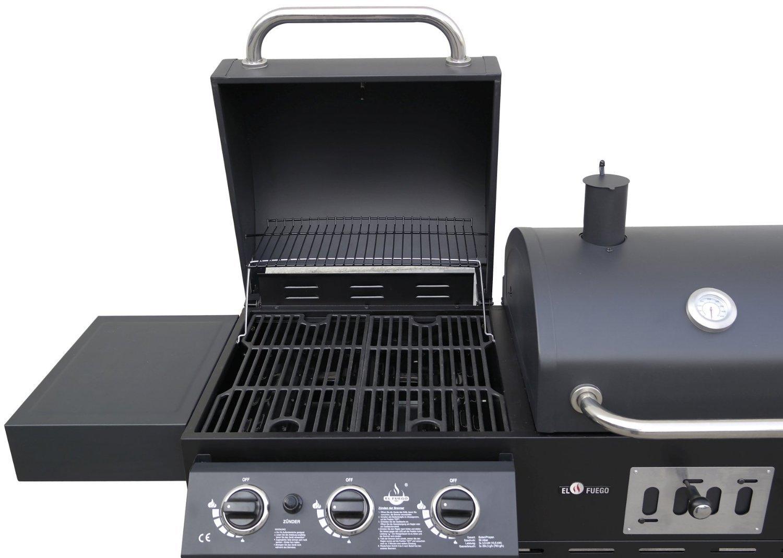 Gas Und Holzkohlegrill Mit Smoker : Smoker grill das gekonnte grillen lecker