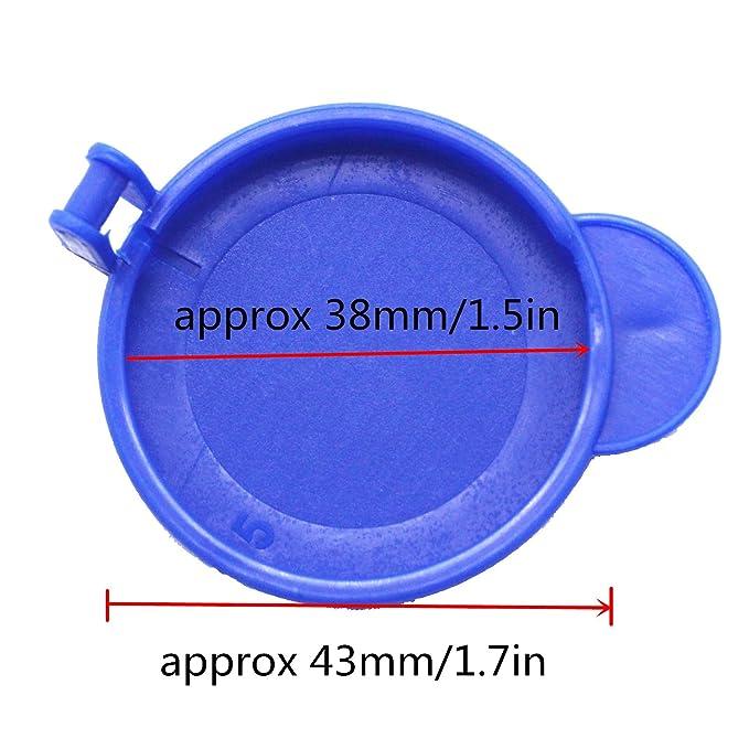 TAKPART - Tapón para limpiaparabrisas para Ford Fiesta MK6 2001-2006 1488251 2S6117632A: Amazon.es: Coche y moto