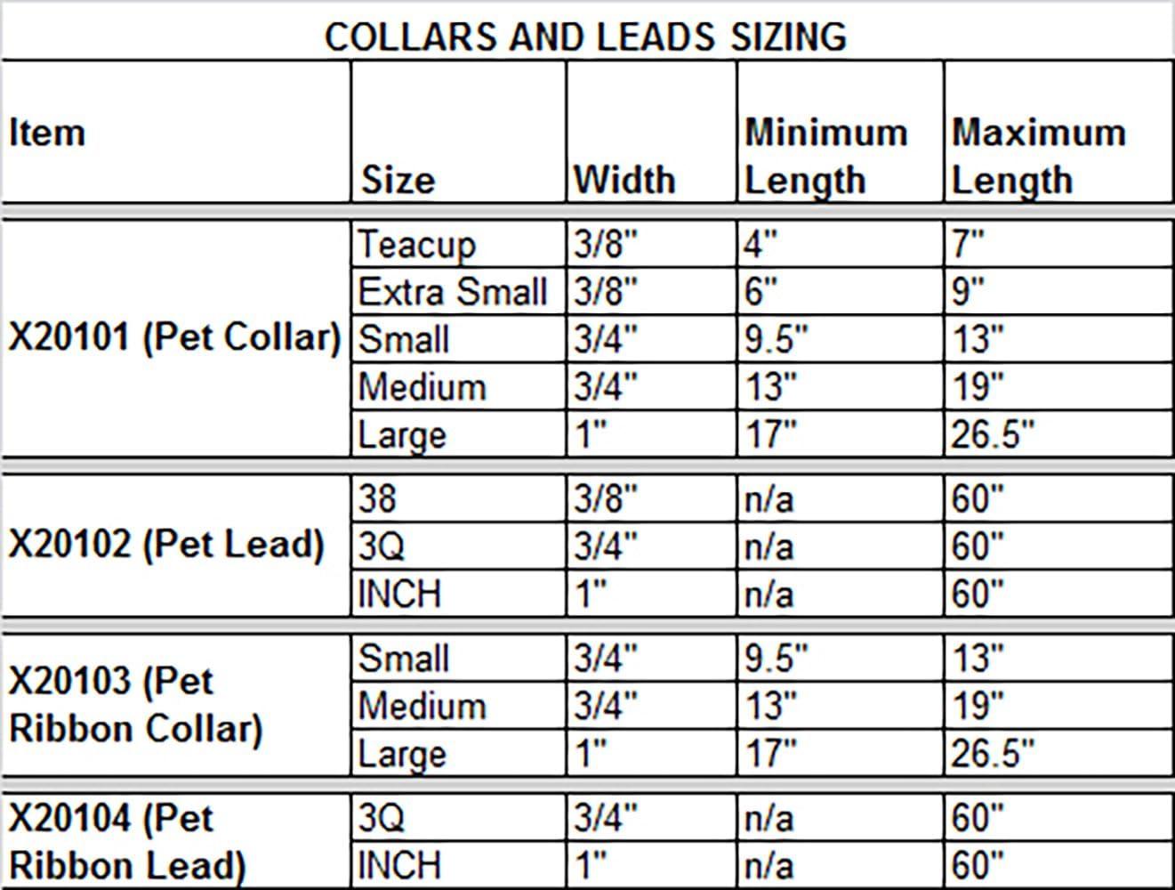 NCAA Team Pet Collar