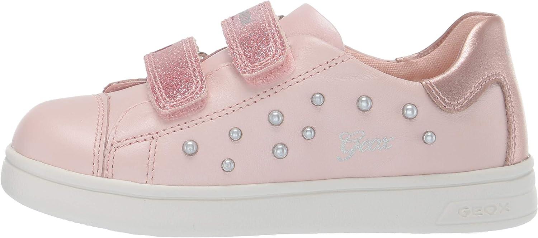 Geox B Djrock Girl B Sneakers Basses Fille