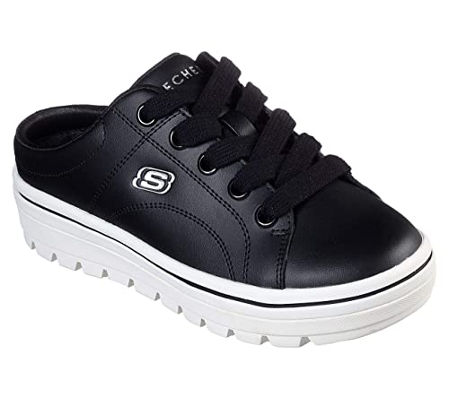 43a3cd97aeef1 Skechers Street Cleat 2 Freshalicious Womens Sneaker Clogs