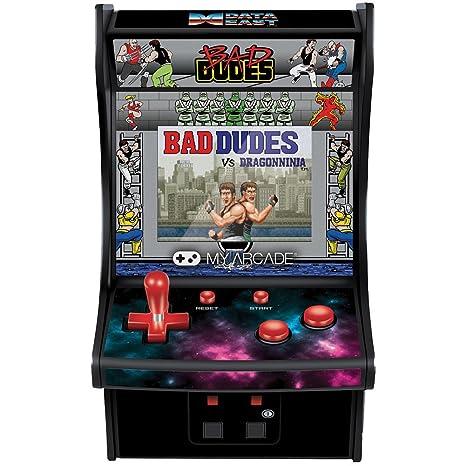 Amazon.com: Johnson Smith Co. (Set) Bad Dudes Arcade Game ...