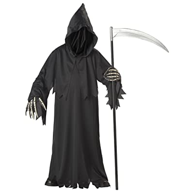 California Costumes Toys Grim Reaper Deluxe: Toys & Games