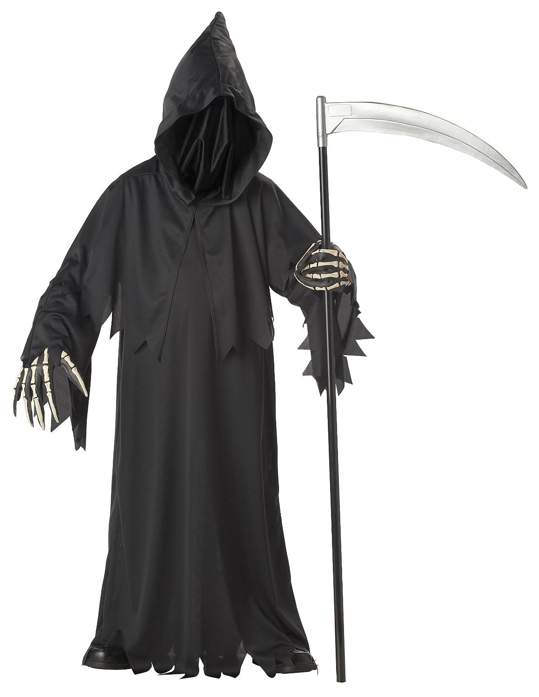 Grim Reaper Deluxe Child Costume, Size Medium California Costumes 00310M CCC-00310M