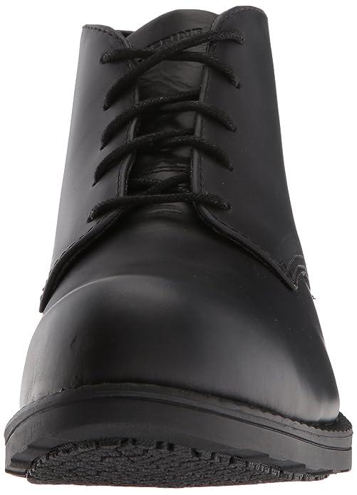 d5adb6c83ea Wolverine Men's Bedford Steel-Toe Chukka SR Industrial Boot