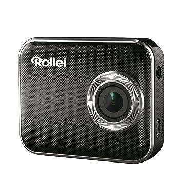 Rollei CarDVR-210 - Cámara de vídeo para coche con WiFi y GPS: Amazon.es: Electrónica