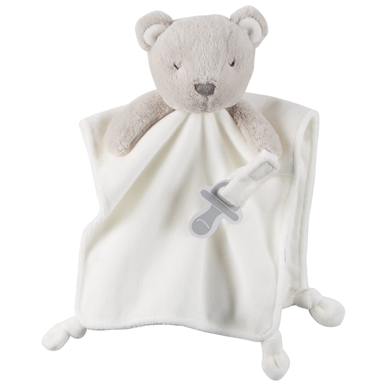 Amazon.com: Carter 's Cuddle con chupete oso de bucle ...