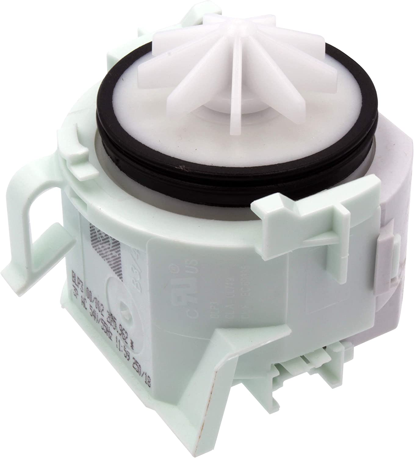 Supplying Demand 00611332 Dishwasher Drain Pump Compatible With Bosch Fits 1557816, 611332