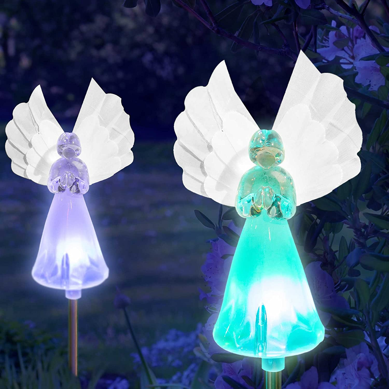 decor solar fairy decorations mason decoration lawn outdoor rose view garden new arrival light flower lantern of jar lighting