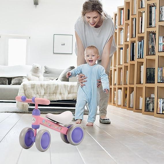 BLUE ISLAND - Patinete para bebé, diseño de Bicicleta, Color ...