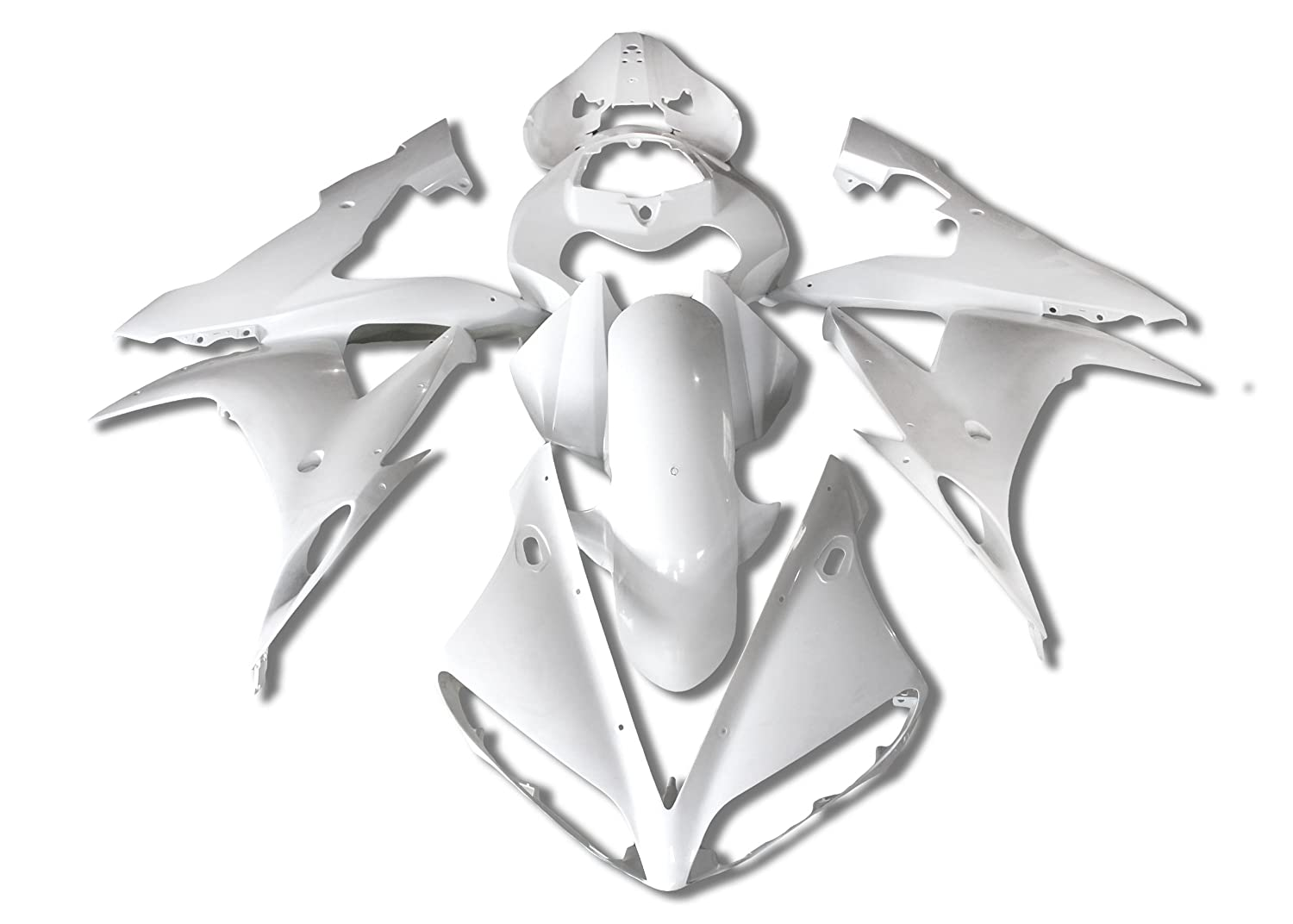 Yana Shiki BKY508UNP ABS Plastic Fairing Kit for Full Body