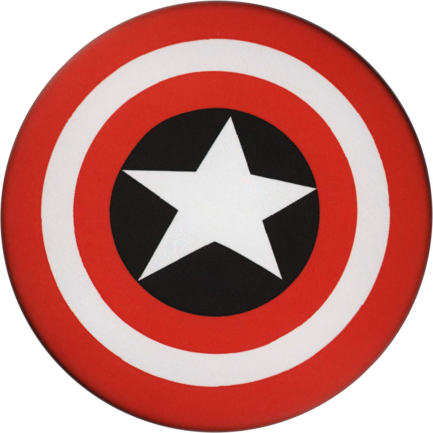 Captain America - Shield - Marvel Comics - Refrigerator Magnet