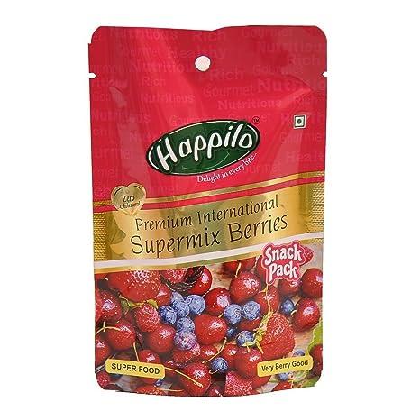 HappiloPremium International Super Mix Berries, 35g