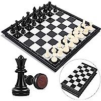 Peradix Ajedrez magnético, Juego de ajedrez de Rompecabezas