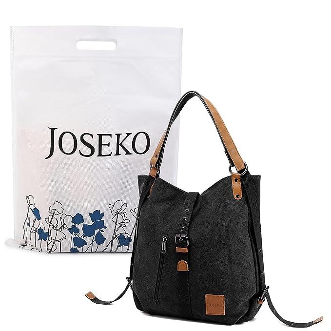 915723caf35a JOSEKO Fashion Shoulder Bag Rucksack