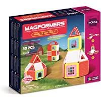 Magformers 50-Piece Build Up Set