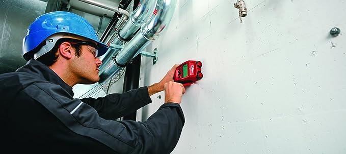 Hilti PS 50 - Detector de escáner de pared (metal, detector de madera, indicador de batería baja): Amazon.es: Bricolaje y herramientas