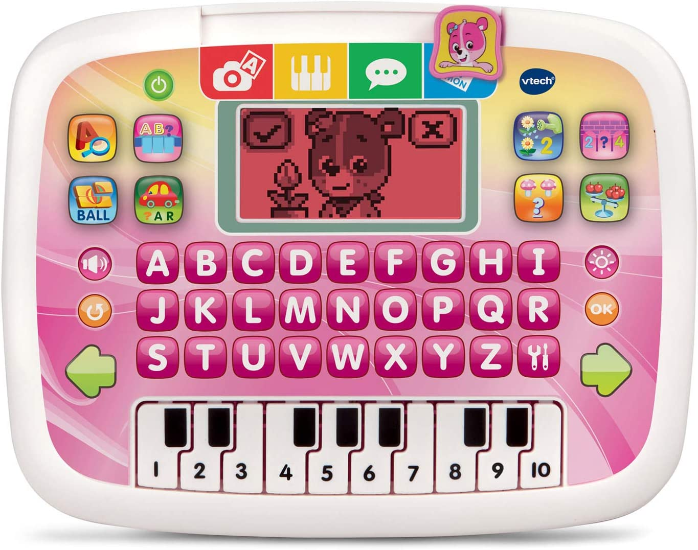 VTech Little Apps Tablet (Frustration Free Packaging), Pink