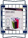 Assorted colors : Lockermate Stac-a-Shelf 12 inch Blue