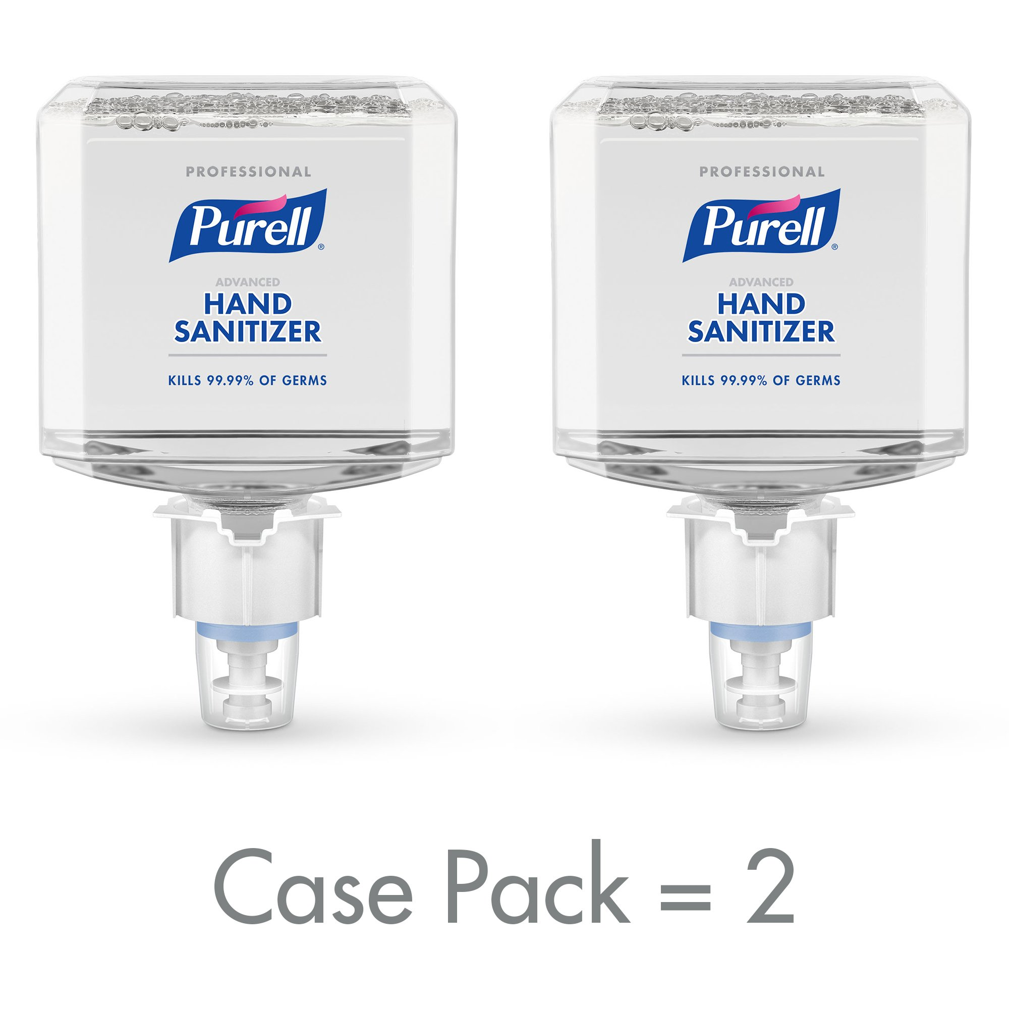 PURELL Professional Advanced Hand Sanitizer Foam Refill, 1200mL Refill for ES6 Hand Sanitizer Dispenser - by Purell (Image #3)
