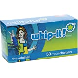 whip-It! Brand: The Original Whipped Cream Chargers 180 PACK