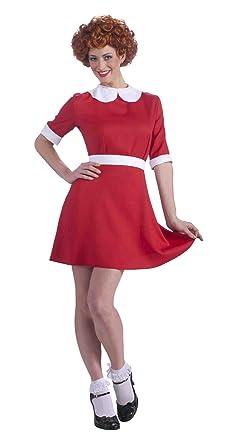 Amazon.com  Forum Novelties Women s Orphan Annie Costume Wig ec023e119d