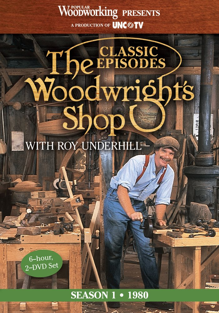 Amazon.com: The Woodwright's Shop (Season 1): The Historic Launch ...