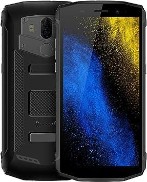 Yonis - Smartphone antigolpes irrompible Android 8.1 IP68 5,5 Pulgadas, 2 GB + 16 GB OTG, Color Negro: Amazon.es: Electrónica