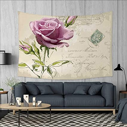 Amazon.com: Anniutwo Rose Home Decorations for Living Room Bedroom ...