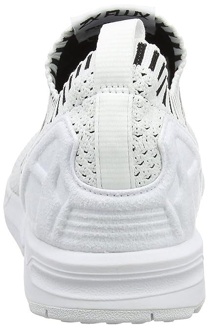 afcfca42336e5 adidas Men s Zx Flux Pk Low-Top Sneakers  Amazon.co.uk  Shoes   Bags