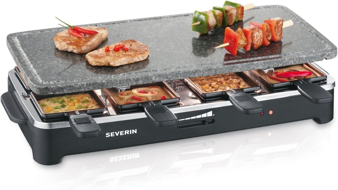 mejor raclette grill severin