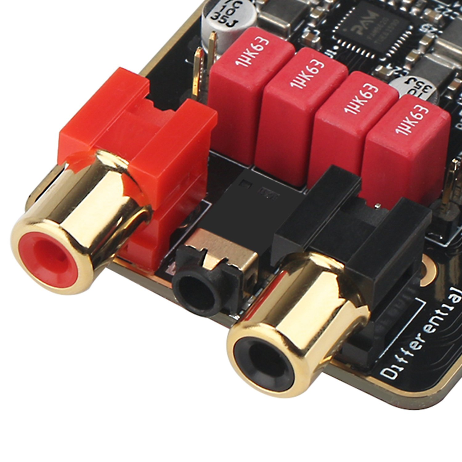 Audio Amplifier Board Droking Pam8406 Digital Power 5w Stereo Immersion Gold Amp