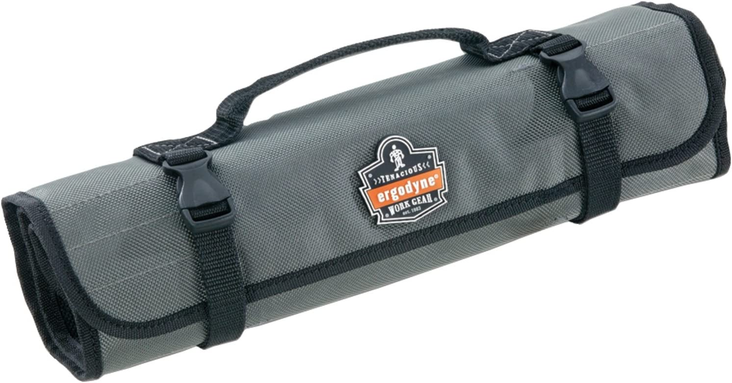 8-14 pc  TOOL ROLL Spanner Wrench Tool Storage Bag Case Fold Up YATOOLS