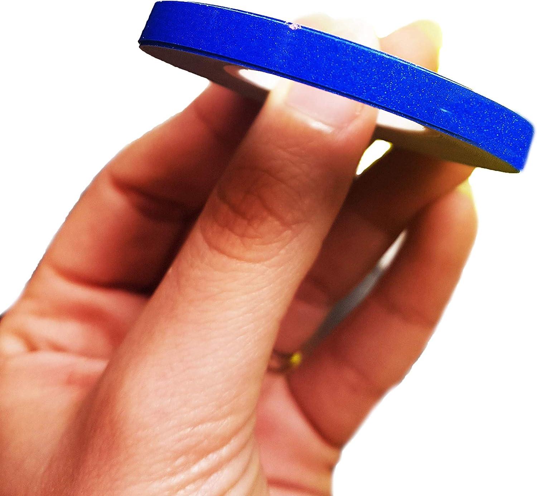 quattroerre 10235/Wheel Stripes rifrangent Azul 5/mm x 6/mt con aplicador