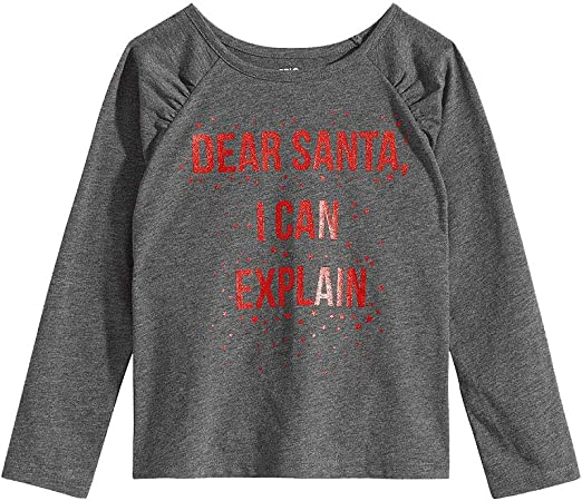 2T 3T NEW Epic Threads Toddler Girls Sequins Graphic Print Top