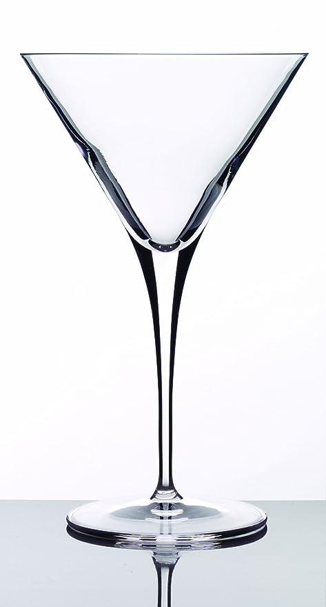 4 oz martini glasses luigi bormioli crescendo 10 ounce martini glasses set of amazoncom
