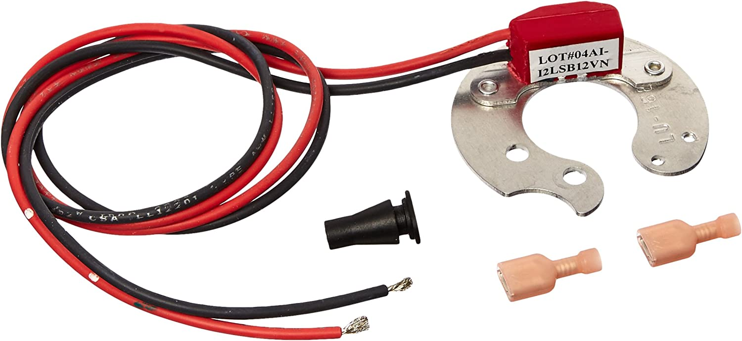 Pertronix 9LU-168LS Ignitor II with Lobe Sensor for Lucas 6 Cylinder Engine