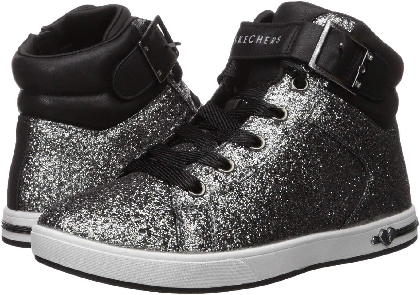 Skechers Mädchen Glimmer Kicks Glitter N' Glow Sneaker Zymty