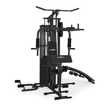 Klarfit Ultimate Gym 5000 • Unidad de musculación • Entrenador de casa • Unidad de entrenamiento