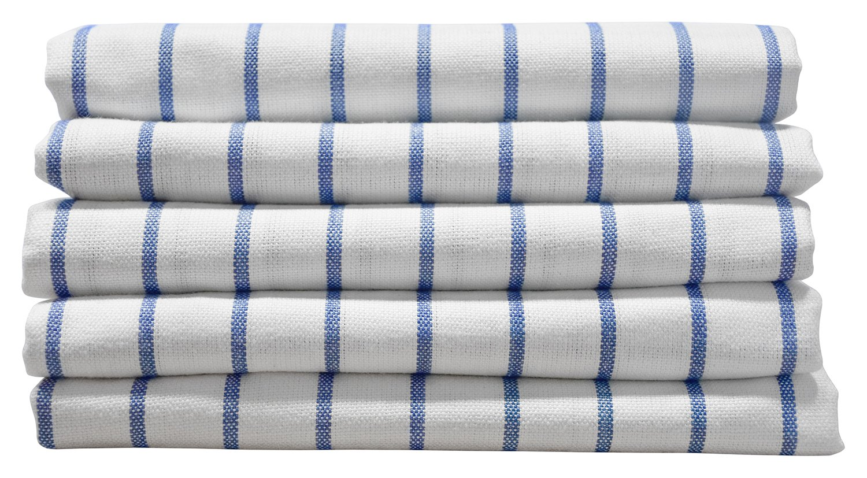 IKEA ELLY 4er Pack Geschirrhandtücher Küchentücher Handtücher Trockentücher