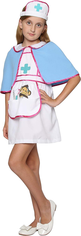 Amazon.com: Disfraz de Doctor para niños y niñas de cirujano ...