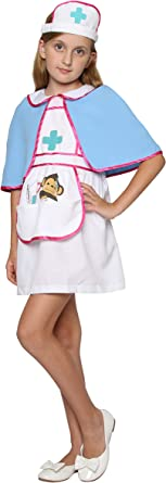 Chief Surgeon Child Costume