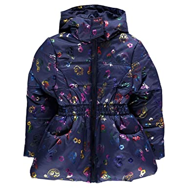 31a3de93f561 Amazon.com  Character Padded Coat Infant Junior Girls Outerwear ...