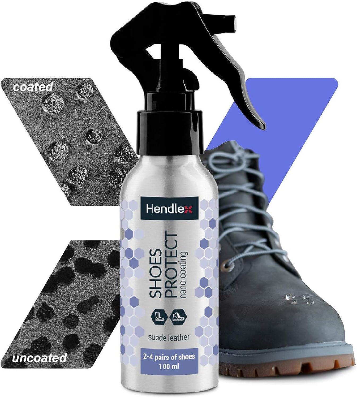 Hendlex Nano Suede Protector Spray for