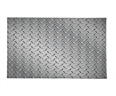 Interestlee Fleece Throw Blanket Grey Decor Cross Wire Fence Netting Display with Diamond Plate Effects Chrome  sc 1 st  Amazon.com & Amazon.com: Interestlee Fleece Throw Blanket Grey Decor Cross Wire ...